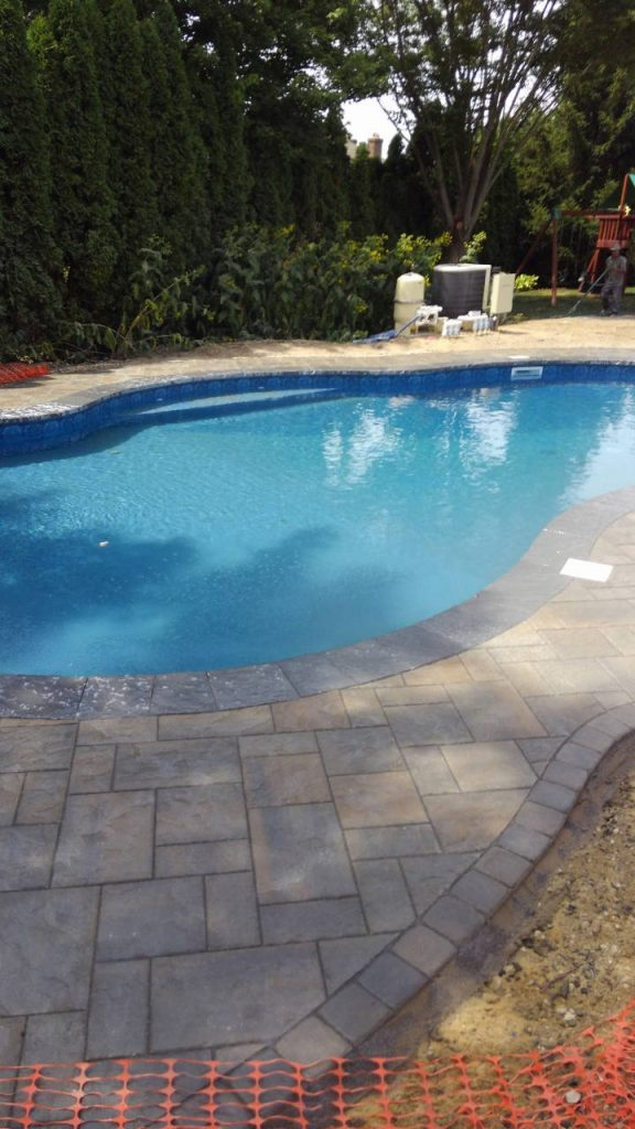 After Paver Pool Patio