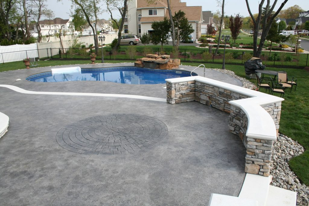 Pool Patio