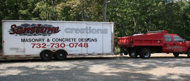 Sanstone Creations Masonry & Concrete Designs at the Jersey Shore
