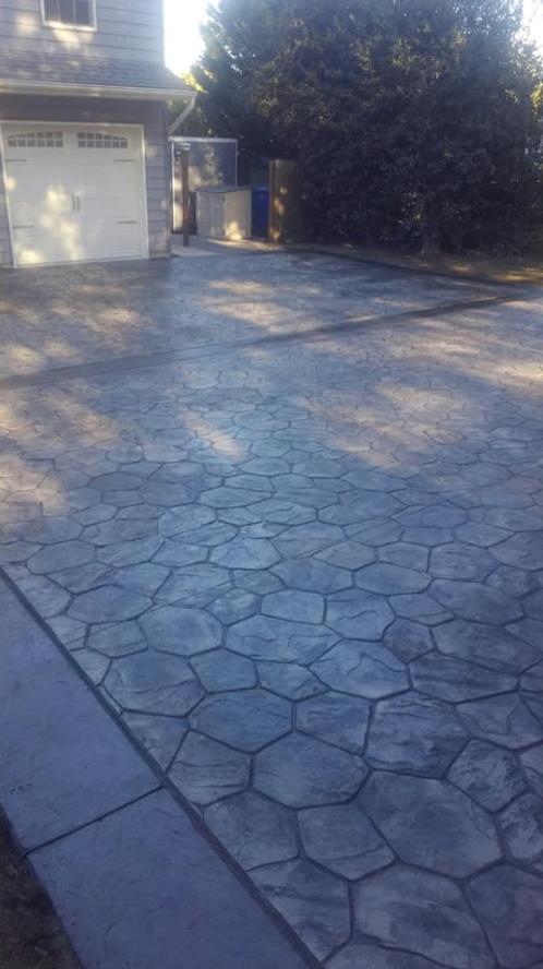 concrete driveway repair contractors