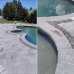Stone Pool Patio New Jersey