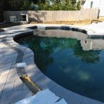 Stone Pool Paver Patio