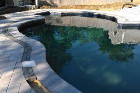 Stone Pool Paver Patio